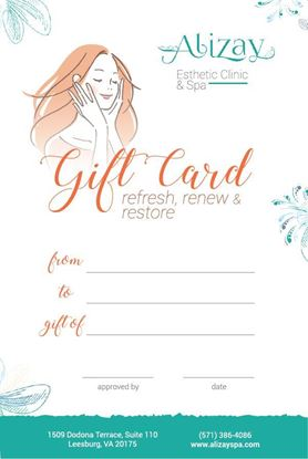 Show details for AlizaySpa E-Gift Card Style 1